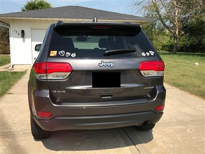 2015 Jeep Grand Cherokee lease in chesterton,IN - Swapalease.com