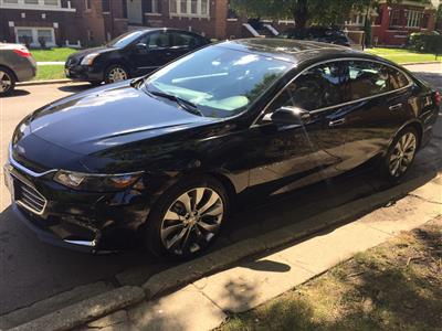 2016 Chevrolet Malibu lease in Chicago,IL - Swapalease.com