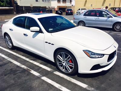2015 Maserati Ghibli lease in Los Angeles,CA - Swapalease.com
