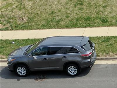 2016 Toyota Highlander lease in Madison,WI - Swapalease.com