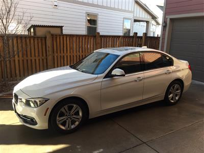 2016 BMW 3 Series lease in Denver,CO - Swapalease.com