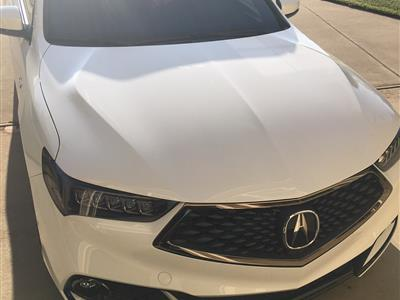 2018 Acura TLX lease in Charlotte,NC - Swapalease.com
