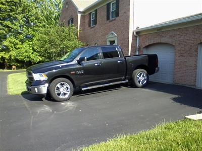 2017 Ram Ram Pickup 1500 lease in Cincinnati,OH - Swapalease.com