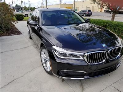 2016 BMW 7 Series lease in Tampa,FL - Swapalease.com