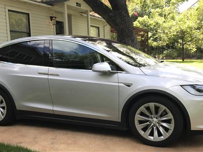 2016 Tesla Model X lease in Austin,TX - Swapalease.com