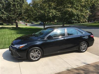 2016 Toyota Camry lease in Windom,MN - Swapalease.com