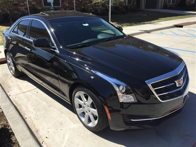 2016 Cadillac ATS lease in Richardson,TX - Swapalease.com
