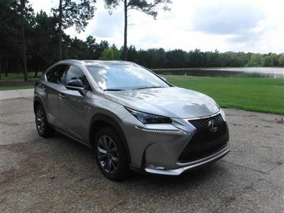 2016 Lexus NX 200t lease in Shreveport,LA - Swapalease.com