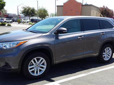 2016 Toyota Highlander lease in Irvine,CA - Swapalease.com