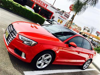2017 Audi A3 lease in Woodland Hills,CA - Swapalease.com