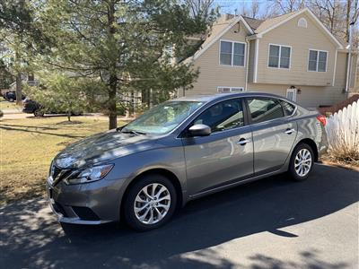 2017 Nissan Sentra lease in Livingston,NJ - Swapalease.com
