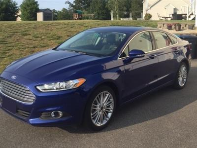 2016 Ford Fusion lease in Windham,NH - Swapalease.com