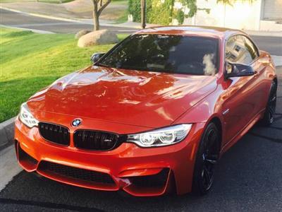 2016 BMW M4 lease in Albuquerque,NM - Swapalease.com