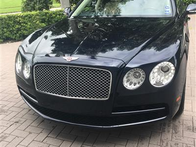 2016 Bentley Continental Flying Spur lease in Boca Raton,FL - Swapalease.com