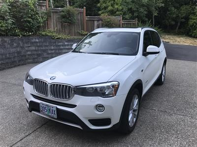 2016 BMW X3 lease in Portland,OR - Swapalease.com