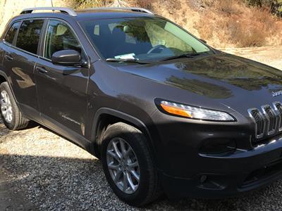 2017 Jeep Cherokee lease in Encino,CA - Swapalease.com