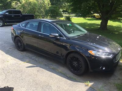 2016 Ford Fusion lease in Lebanon,NH - Swapalease.com