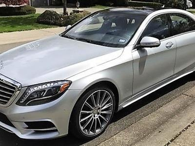 2016 Mercedes-Benz S-Class lease in Ladera Ranch,CA - Swapalease.com