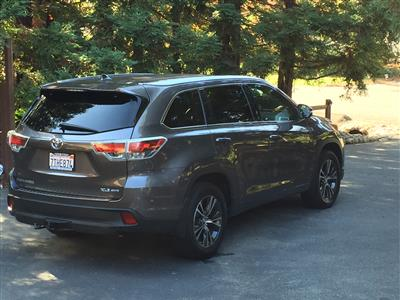 2016 Toyota Highlander lease in Granite Bay,CA - Swapalease.com