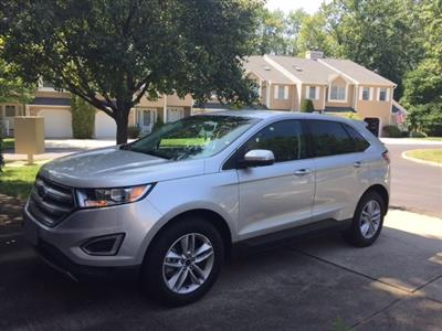 2016 Ford Edge lease in Little Silver,NJ - Swapalease.com