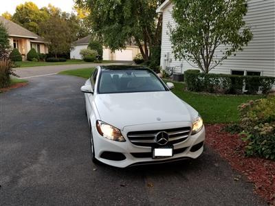2016 Mercedes-Benz C-Class lease in Minnetonka,MN - Swapalease.com