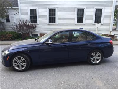 2016 BMW 3 Series lease in Stowe,VT - Swapalease.com