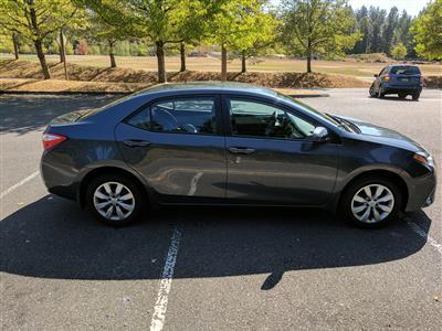 2016 Toyota Corolla lease in Everett,WA - Swapalease.com