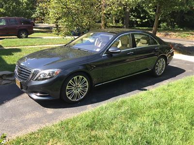 2017 Mercedes-Benz S-Class lease in Moorestown,NJ - Swapalease.com