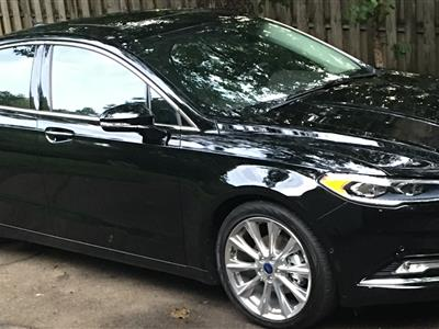 2017 Ford Fusion lease in Smryna,GA - Swapalease.com