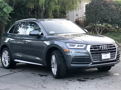 2018 Audi Q5 lease in Los Altos,CA - Swapalease.com