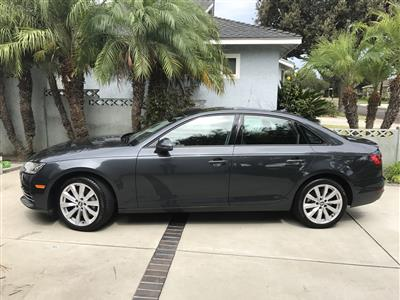 2017 Audi A4 lease in Bellflower,CA - Swapalease.com