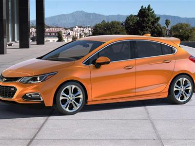2017 Chevrolet Cruze lease in Bear,DE - Swapalease.com