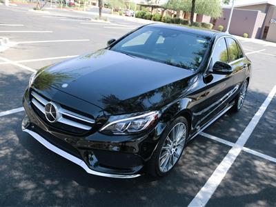 2016 Mercedes-Benz C-Class lease in Phoenix,AZ - Swapalease.com