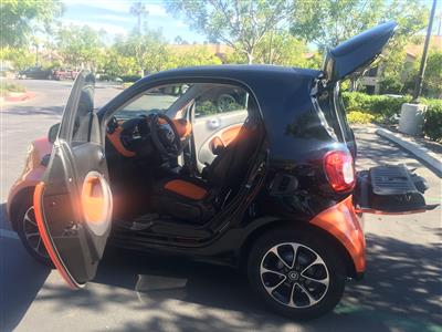 2016 smart fortwo lease in San Diego,CA - Swapalease.com