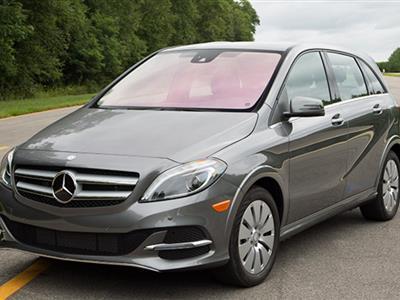 2015 Mercedes-Benz B-Class Electric Drive lease in Newport Beach,CA - Swapalease.com
