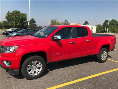 2016 Chevrolet Colorado lease in Aurora,CO - Swapalease.com