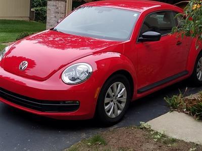 2016 Volkswagen Beetle lease in Waterford,MI - Swapalease.com