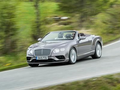 2016 Bentley Continental  GTC V8 S lease in Towaco,NJ - Swapalease.com