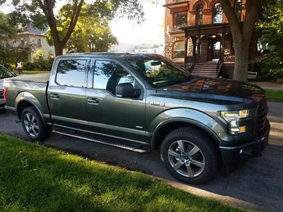 2017 Ford F-150 lease in Saint Paul,MN - Swapalease.com