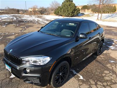 2017 BMW X6 lease in Maple Grove,MN - Swapalease.com