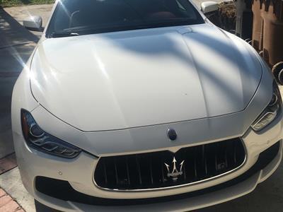 2017 Maserati Ghibli lease in La Habra Heights,CA - Swapalease.com