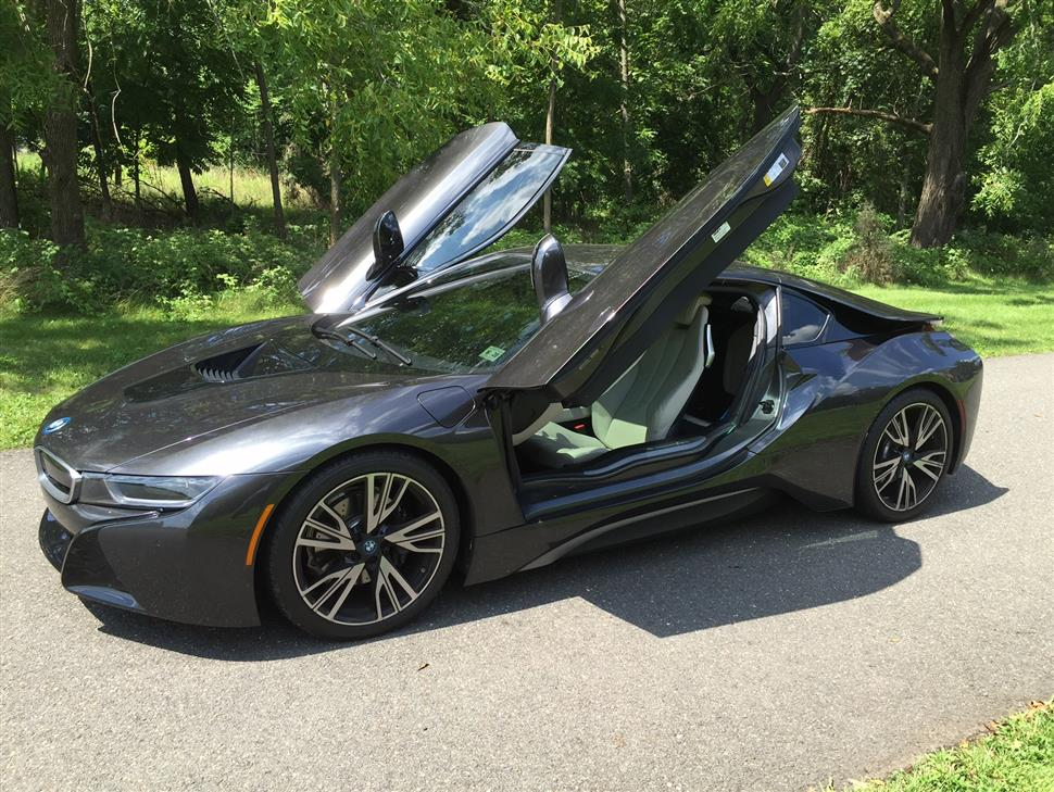 BMW i8 Lease Deals in New Jersey | Swapalease.com