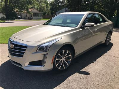 2016 Cadillac CTS lease in Waterford,MI - Swapalease.com