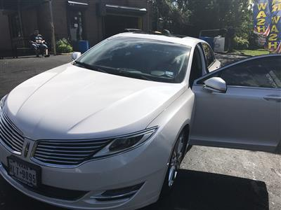 2016 Lincoln MKZ lease in new york,NY - Swapalease.com