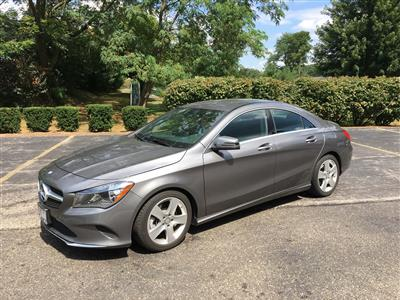 2017 Mercedes-Benz CLA Coupe lease in Akron,OH - Swapalease.com