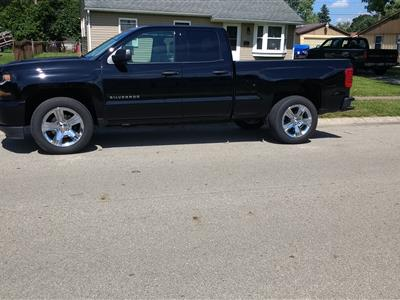 2017 Chevrolet Silverado 1500 lease in New Carlisle,OH - Swapalease.com