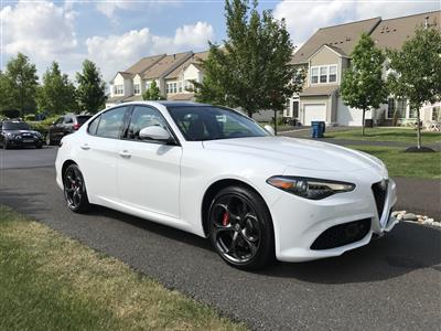 2017 Alfa Romeo Giulia lease in Doylestown,PA - Swapalease.com
