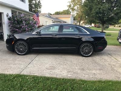 2016 Lincoln MKZ lease in vermilion,OH - Swapalease.com