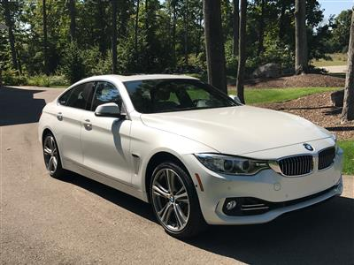 2016 BMW 4 Series lease in Suttons Bay,MI - Swapalease.com