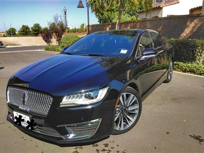 2017 Lincoln MKZ Hybrid lease in Ontario,CA - Swapalease.com
